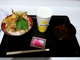 蒲郡漁港食堂の地魚天丼