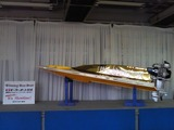 MB記念ウイニングラン用ボート