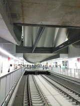 渋谷駅の地宙船