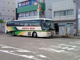 津新町発の三交津行ったーバス