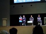 優勝した峰竜太始め内枠3選手