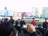 川崎記念表彰式