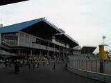 昭和の薫りを今に伝える飯塚オートレース場