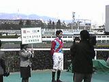 岩田康誠JRA100勝達成記念