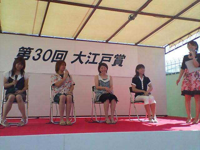 東京支部女子選手トークショー