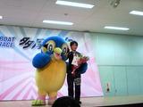うおちゃん♂表彰式その2