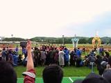 NHKマイルカップ表彰式