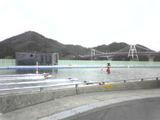 鳴門競艇場(3月5日撮影)