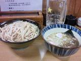 三三喜の煮番搾りつけ麺