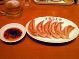 大阪王将の焼餃子