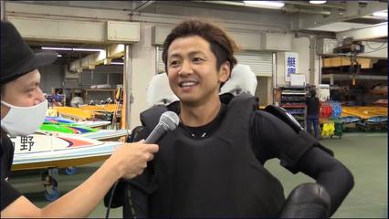 石野貴之優勝者インタビュー