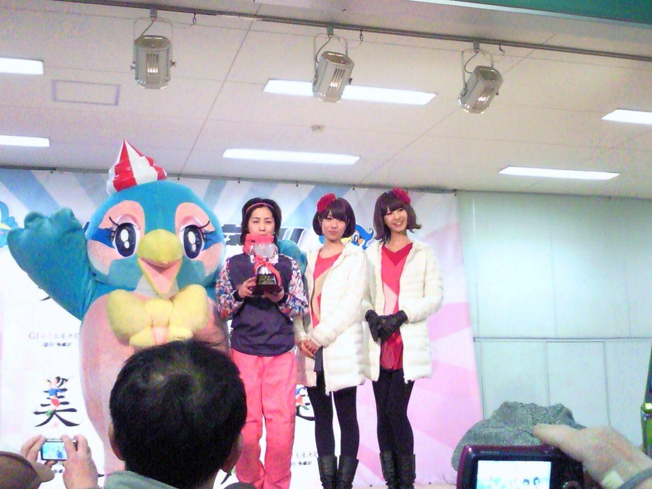 2011年度コレジョ表彰式withバニラビーンズ