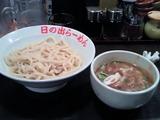 日の出らーめん横浜本店の剛満つけ麺
