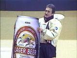 キリンラガービール1年分獲得のKAZUYA.O
