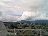 富士山展望デッキからの景色