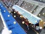 今年もあります江戸川屋台