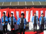 池田雷太選手代表あいさつ