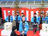 選手代表國浦英徳挨拶