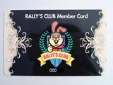 新ラリーズクラブ会員カード
