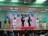 リップル沙樹&ウェイキー佳子の選手宣誓1