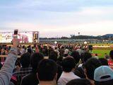 天皇賞AKの表彰式