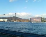 関東地区選手権12Rの競走水面