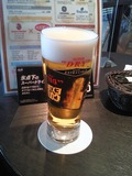 ソラマチ30Fで飲むアサヒビール