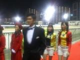 川崎麻世&JBCガールズ