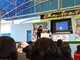 FUJIWARAの人形劇コント