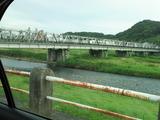 渡良瀬橋を見る