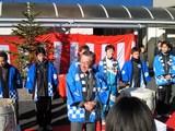六市競艇事業組合代表北川穣一昭島市長あいさつ