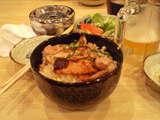 牛小屋のトントロ丼