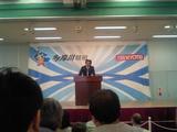 小泉元首相の演説