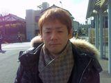 早々と到着した江戸川浩司