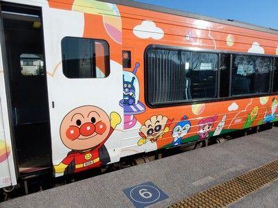 アンパンマン列車2