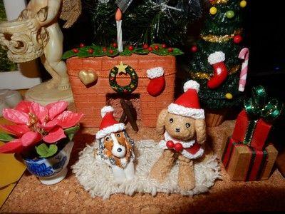 クリスマス人形2
