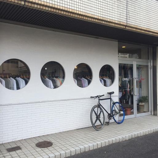 ブログでお知らせしてなかった・・・RAMBLE松江店移転&jeu休店