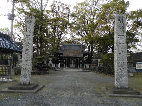 ①35中津神社社殿