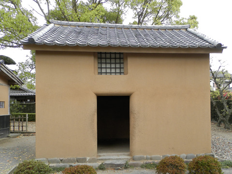 ①60福沢土蔵外観