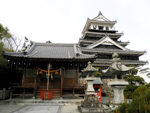 ①42奥平神社