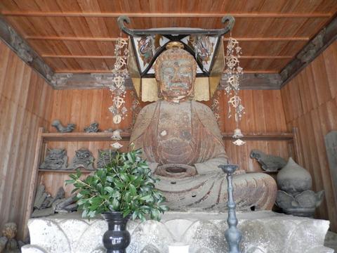 ②79日本最大の鉄製大仏