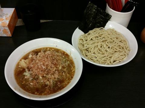 鬼首@豚つけ麺