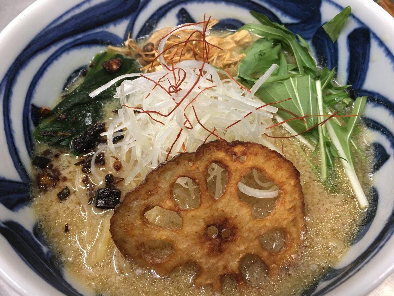 豆乳玄菜麺s