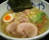 2006/11ありがたや@三軒茶屋_塩ワンタン麺