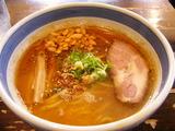2006/11斑鳩_海老の味噌そば四川風味