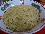 2006/12_カドヤ食堂_特製つけそば麺