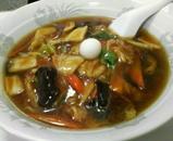 2006/11天鳳@羽田_天鳳麺