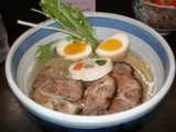 2007/1_斑鳩_鮭節の白醤油らー麺