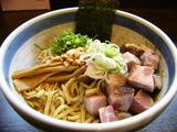2006/11斑鳩_チーズ塩油そば