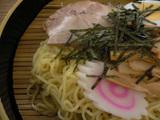 湯楽亭:麺